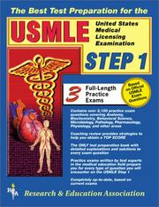 Cover of: Usmle - United States Medical Licensing Examina- Tion