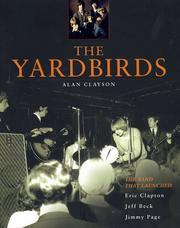 Cover of: The Yardbirds