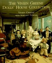 Cover of: The Vivien Greene Dolls' House Collection