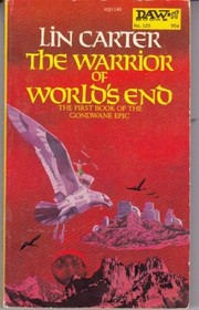 Cover of: Warrior of World's End