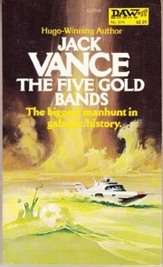 Cover of: The five gold bands: The dragon masters
