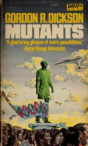 Cover of: Mutants: a science fiction adventure