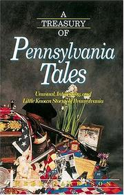Cover of: A treasury of Pennsylvania tales
