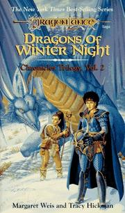 Cover of: Dragons of Winter Night (Dragonlance Chronicles Vol. 2)