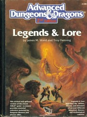 Cover of: Advanced Dungeons and Dragons