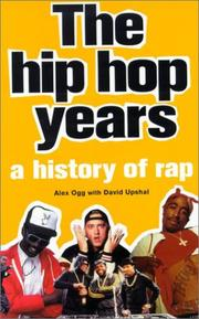 Cover of: The Hip Hop Years