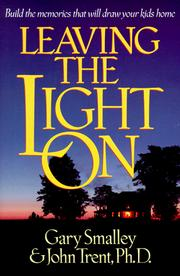 Cover of: Leaving the Light On