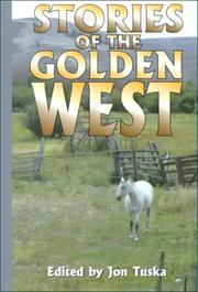 Cover of: Stories of the Golden West