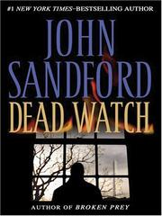 Cover of: Dead Watch