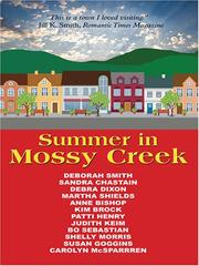 Cover of: Summer in Mossy Creek