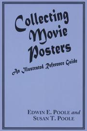 Cover of: Collecting Movie Posters