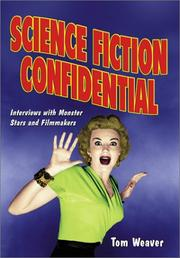 Cover of: Science Fiction Confidential