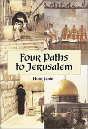 Cover of: Four Paths to Jerusalem