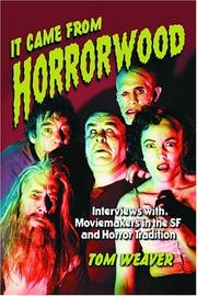 Cover of: It Came from Horrorwood