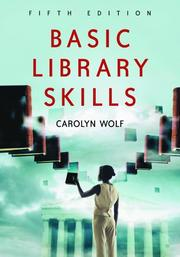 Cover of: Basic Library Skills, 5th ed.