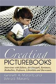 Cover of: Creating Picturebooks