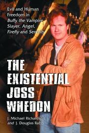 Cover of: Existential Joss Whedon