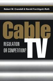 Cover of: Cable TV