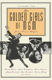 Cover of: The Golden Girls of MGM
