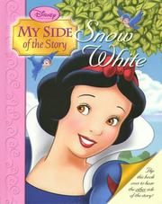 Cover of: Disney Princess: My Side of the Story - Snow White/The Queen - Book #2 (Disney Princess: My Side of the Story)
