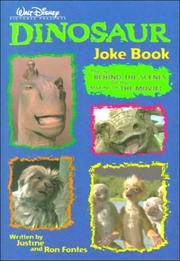 Cover of: Dinosaur Joke Book
