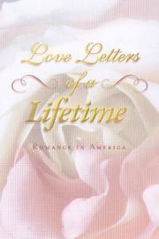 Cover of: Love Letters of a Lifetime