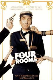 Cover of: Four Rooms: Four Friends Telling Four Stories Making One Film