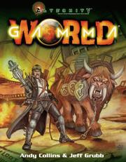 Cover of: Gamma World (Alternity Sci-Fi Roleplaying, Gamma World Campaign Setting)