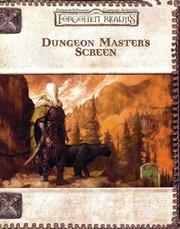 Cover of: Dungeon Master's Screen (Dungeons & Dragons: Forgotten Realms, Campaign Accessory)