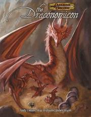 Cover of: The Draconomicon (Dungeons & Dragons d20 3.5 Fantasy Roleplaying)