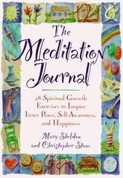 Cover of: The Meditation Journal