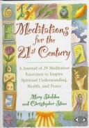 Cover of: Meditations for the 21st Century