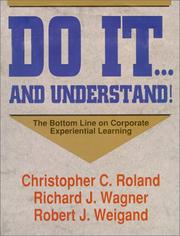 Cover of: Corporate Experiential Learning
