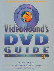 Cover of: VideoHound's DVD Guide, Book 2