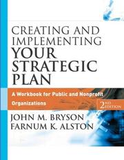 Cover of: Creating and Implementing Your Strategic Plan