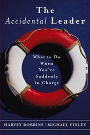 Cover of: The Accidental Leader