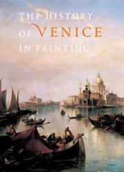 Cover of: History of Venice in Painting