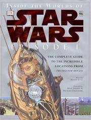 Cover of: Inside the Worlds of Star Wars, Episode I - The Phantom Menace