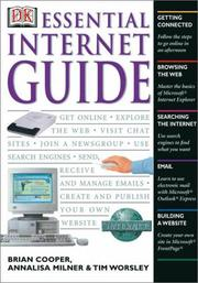 Cover of: Essential Internet Guide (Essential Computers)
