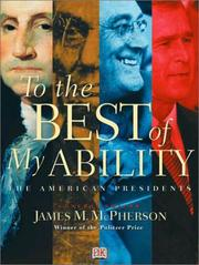 Cover of: To the Best of My Ability