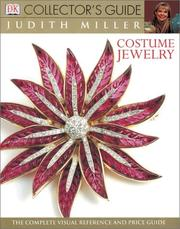 Cover of: Costume Jewelry (DK Collector's Guides)