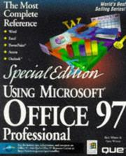 Cover of: Special Edition Using Microsoft Office 97 Professional