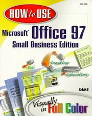 Cover of: How to Use Microsoft Office 97