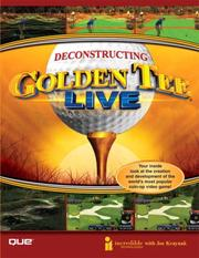 Cover of: Deconstructing Golden Tee LIVE