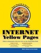 Cover of: Internet Yellow Pages, 2007 Edition (Que's Official Internet Yellow Pages)