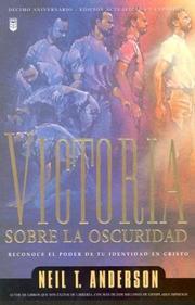 Cover Of Victoria Sobre La Oscuridad Victory Over The Darkness Reconoce El Poder
