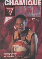 Cover of: Chamique Holdsclaw (Women Who Win)