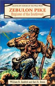Cover of: Zebulon Pike: explorer of the Southwest