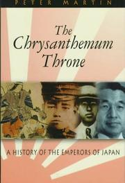 Cover of: The Chrysanthemum Throne