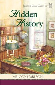 Cover of: Hidden History (Tales from Grace Chapel Inn #3)